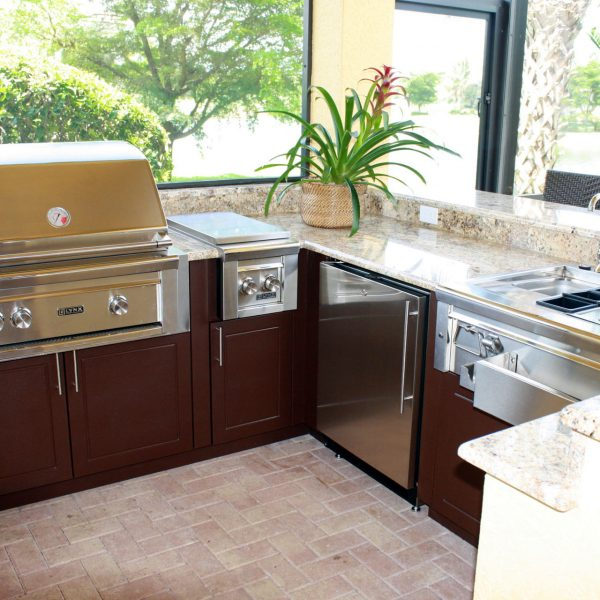 nautilus polymer cabinetry chadwick outdoor kitchens naples fort myers florida chadwick. Black Bedroom Furniture Sets. Home Design Ideas
