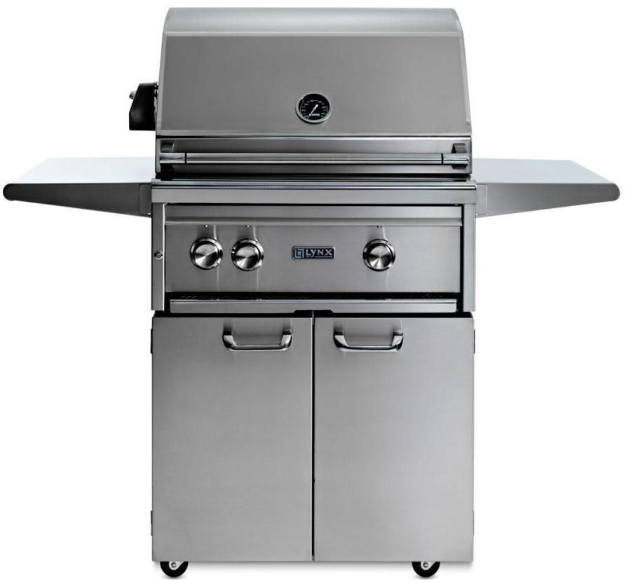 Lynx 27 Freestanding Grill With Rotisserie And Trident