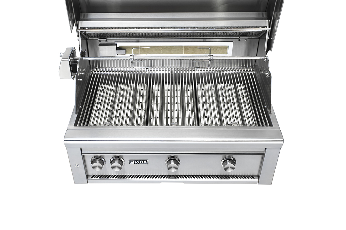 Lynx 36 Built In Grill With Rotisserie Chadwick Outdoor