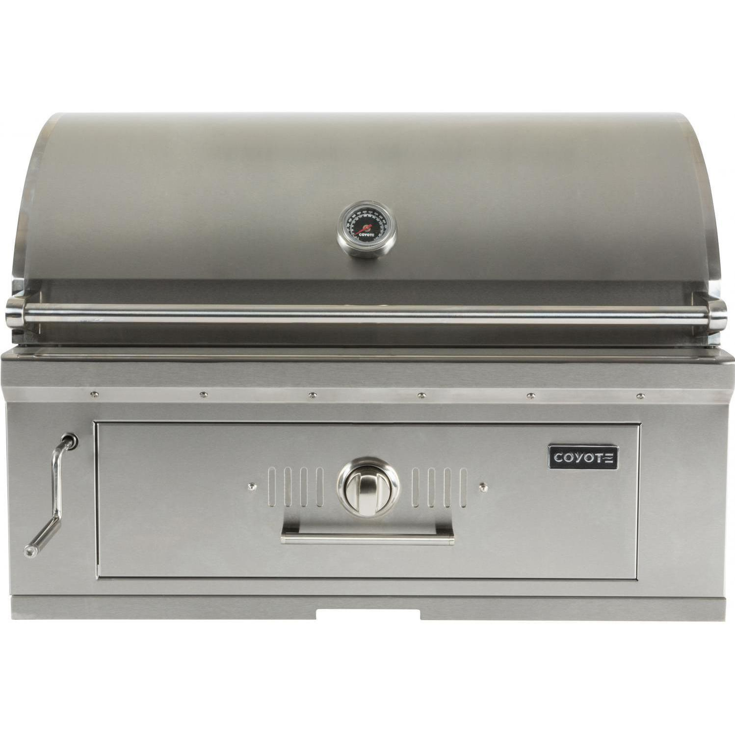 Coyote C Series 36 Built In Charcoal Grill Chadwick Outdoor Kitchens