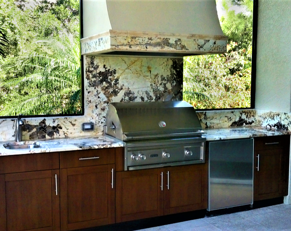 Nautilus Polymer Cabinetry Chadwick, Outdoor Kitchen Cabinets Naples Fl