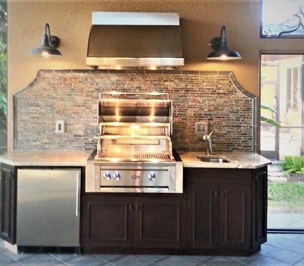 Nautilus Polymer Cabinetry Chadwick Outdoor Kitchens