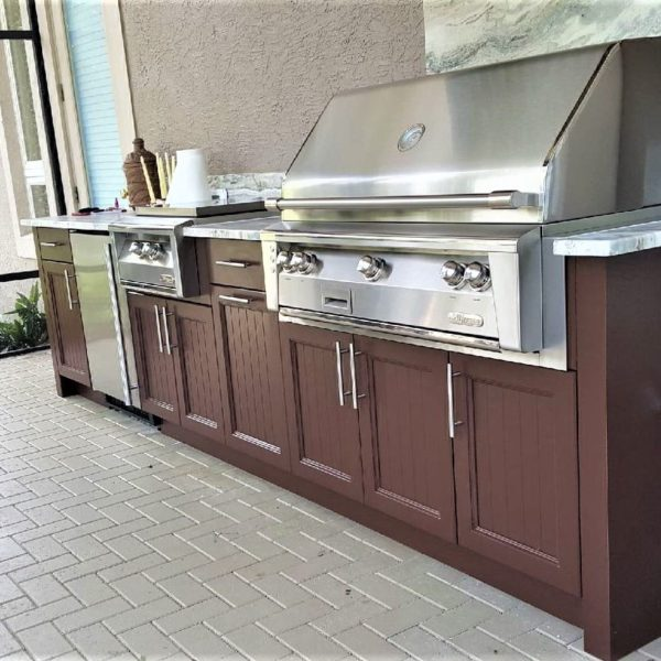 NAUTILUS POLYMER CABINETRY | Chadwick Outdoor Kitchens ...