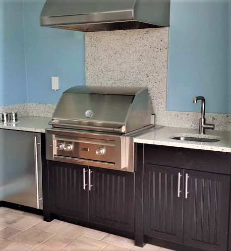 Kitchen Cabinets Naples Florida: NAUTILUS POLYMER CABINETRY